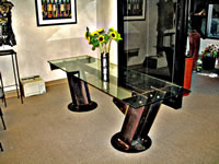 I-Beam Conference Table